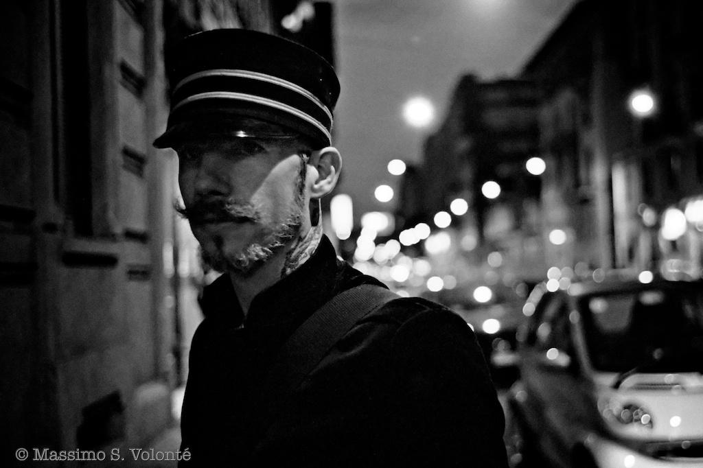 Chris Wonder - Portrait photographer - Fotografo Milano