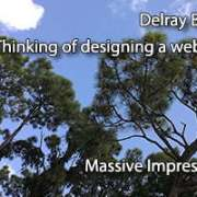 Delray Beach Thinking of Designing a Website