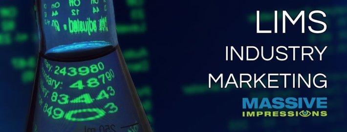 LIMS industry marketing
