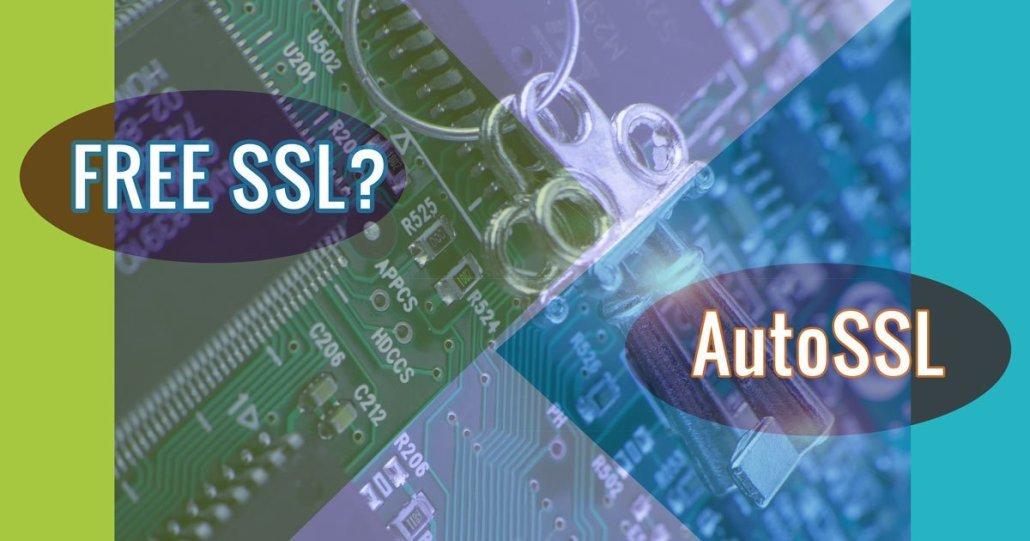 Autossl Free Ssl Certificates Massive Impressions Online Marketing