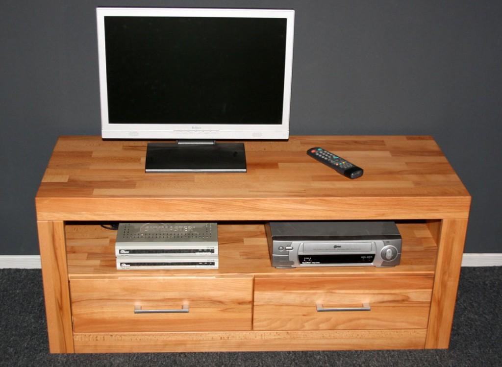 Household Electric Appliances Schlafzimmer Kernbuche