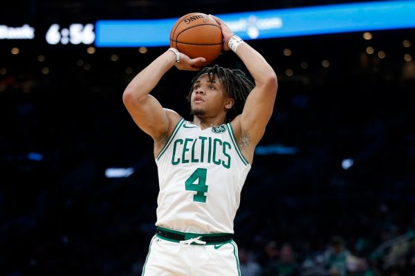 Carsen Edwards can get lightning hot, plus more: Five things we learned as Boston Celtics roll Cleveland Cavaliers