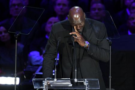 Michael Jordan Prepared To Become Another Crying Meme After
