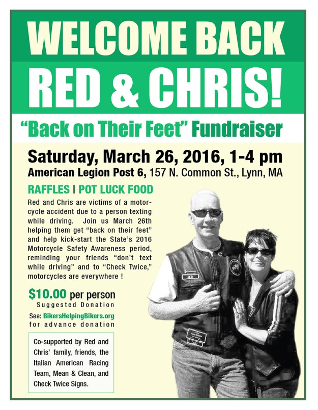 03262016 Red and Chris Flyer