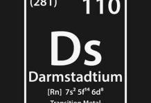 Darmstadtium (Ds) : Unsur, Sifat dan Kegunaan