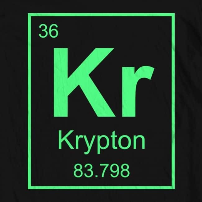 Krypton (Kr) - Kripton : Sejarah, Sumber dan Kegunaan