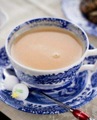 Manfaat Teh Susu Hangat ?! Khasiat Milk Tea