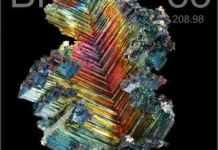 Pengertian Bismuth (Bi) Unsur, Sifat dan Kegunaan