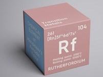 Rutherfordium (Rf) : Penjelasan Unsur, Manfaat dan Kegunaan