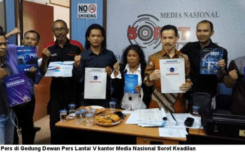 Diduga            Karena Aset Miliaran Indocomtech, Yayasan Apkomindo Gusur            Asosiasi