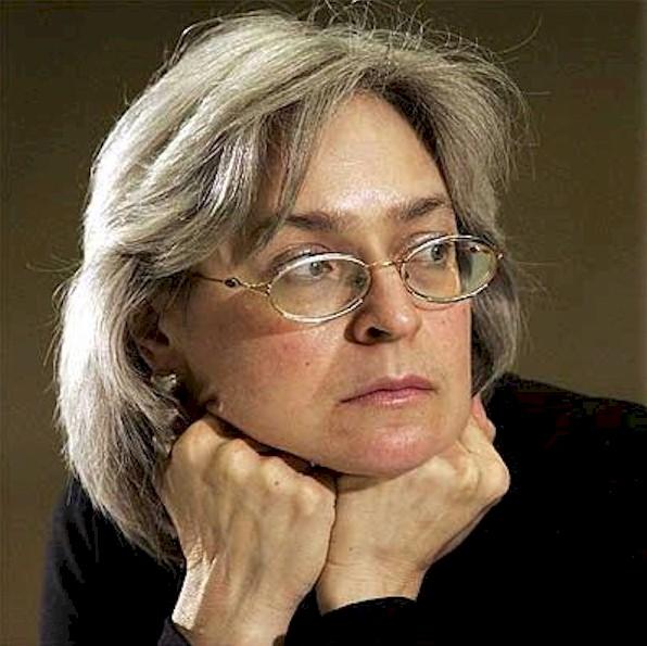 Anna Politóvskaya