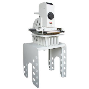 The MasterPress 01 Hot Stamper is perfect for foil blocking on Metalbind Hard Covers and soft covers.