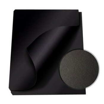 "MasterBind Black 8.5 x 11"" Composition Soft Covers - 100pk. Are you searching for the simple and stylish covers that can really help your project report shine? Look no further, the ideal covers has arrived. The MasterBind Composition Soft Covers features a smooth and soft leather texture that will instantly astonish the person receiving the report. With the option to combine color-coordination or even miss-matching the cover and channel spine set can really bring out the creativity and uniqueness of the project. Select and choose from a variety of colors include black, navy and maroon. Don't just settle on a basic cover, choose the best option that will illustrate your creativity. Let your document speak for itself, and start it with the covers!"
