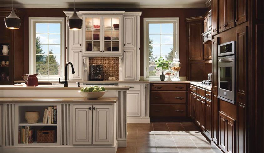 Kitchen Designs Without Island