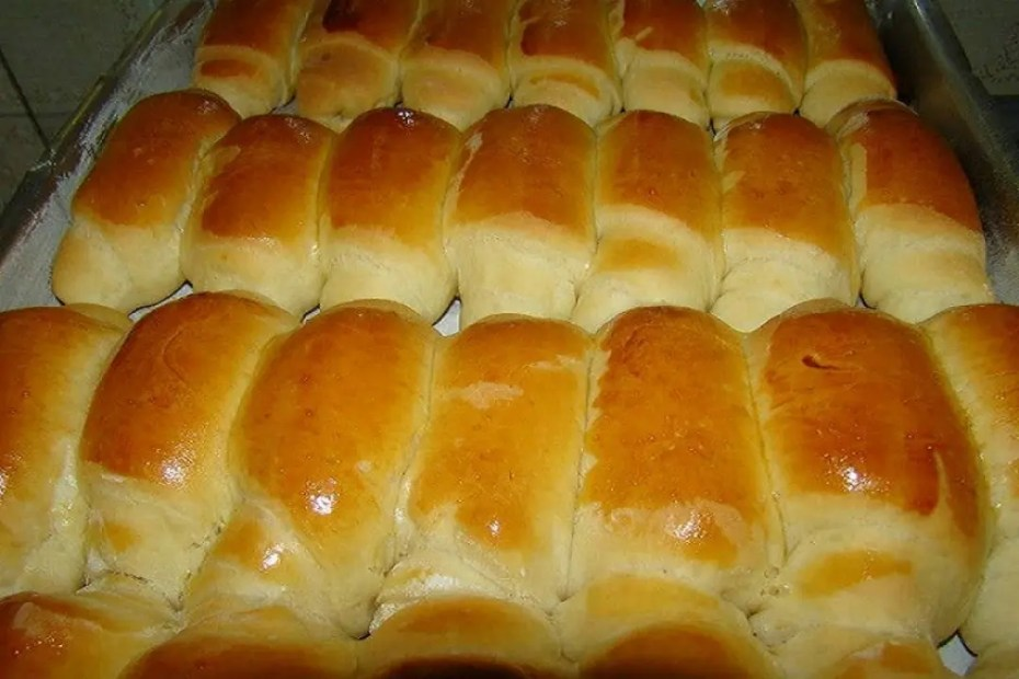 Pão de Leite Caseiro Fácil