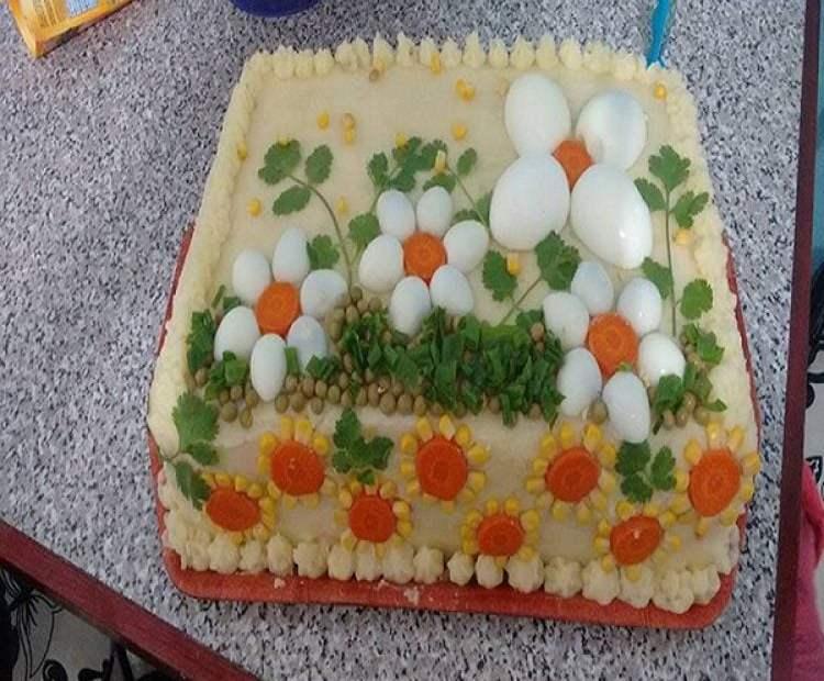 Receita de torta salgada linda e maravilhosa