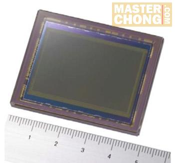 Sony Full-Frame 24.81-Megapixel CMOS Sensor