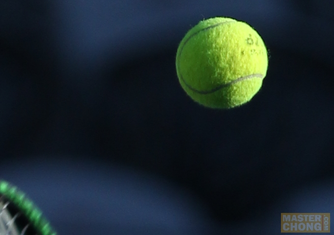 1/5000 second f/4 300mm ISO 500 Canon EOS 1D Mark IV EF300mm f/2.8L IS USM Tennis