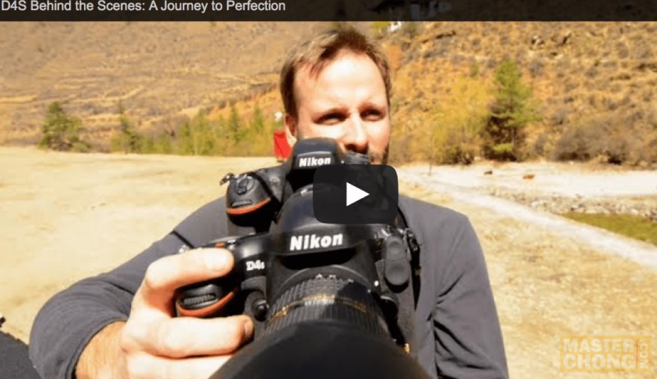 Nikon Asia Presents Nikon D4s Movie, the making