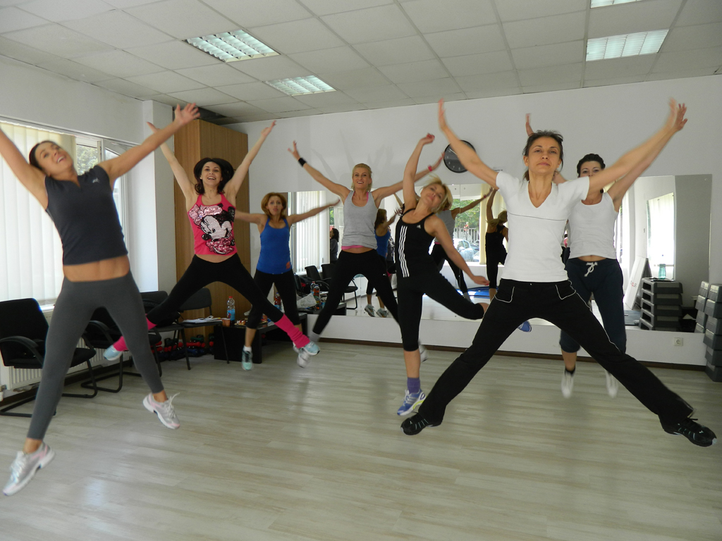 Curs Calificare Instructor Aerobic - Fitness (Foto 2)