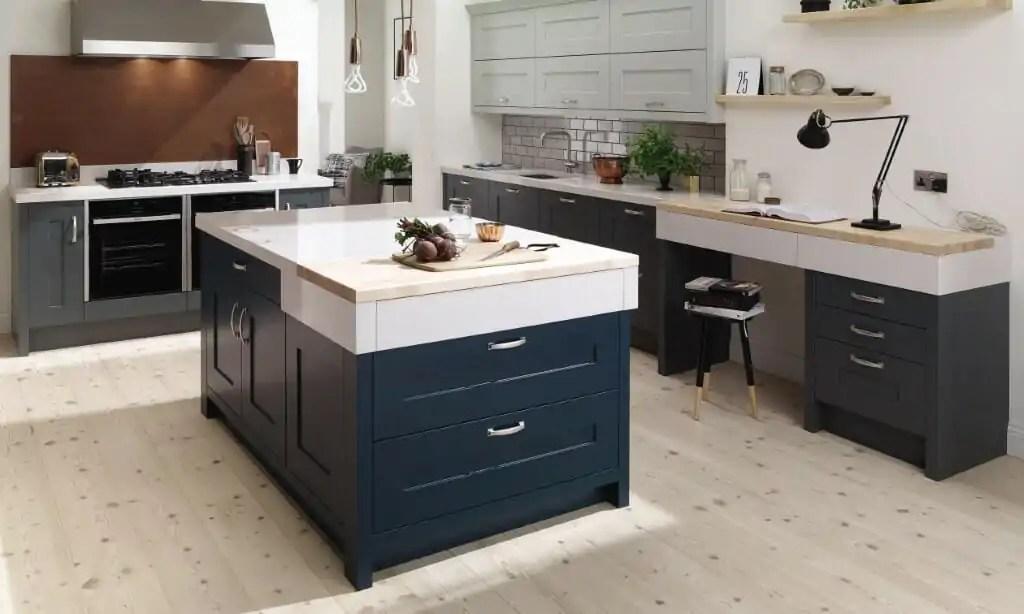 Contemporary Kitchens 2017 Uk