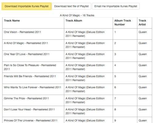 Come Esportare Playlist da Spotify ad Apple Music