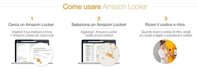 Come Usare Amazon Locker
