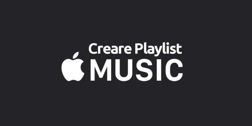Come Creare Playlist su Apple Music