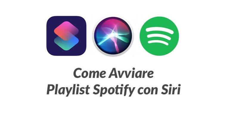 Come Avviare Playlist Spotify con Siri ed IOS 12 - Masterdany it