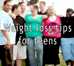 Weight Loss Secrets for Teens