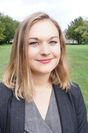 Agathe Martin : Chargée de mission RH chez implant FM logistic