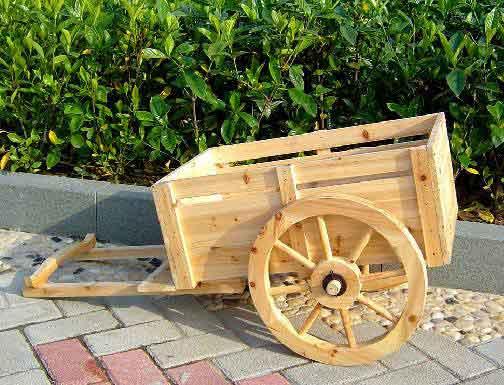 Lovable Wooden Garden Decor Amish Water Wheel Fountain Yard New Bridges Ebay