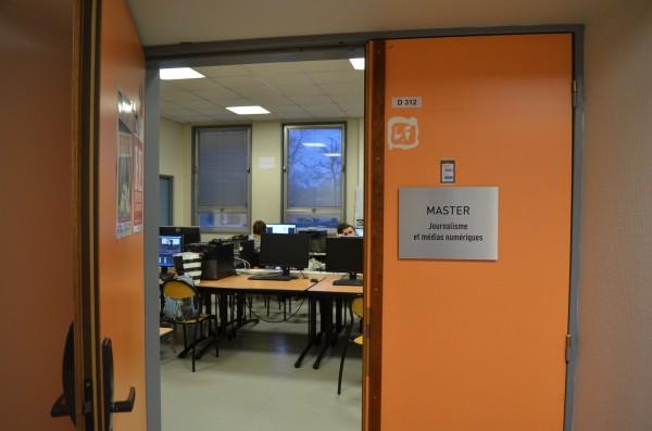 Master JMN, Metz, Journalisme