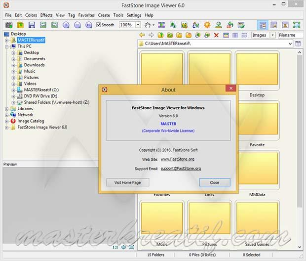FastStone Image Viewer 6.0
