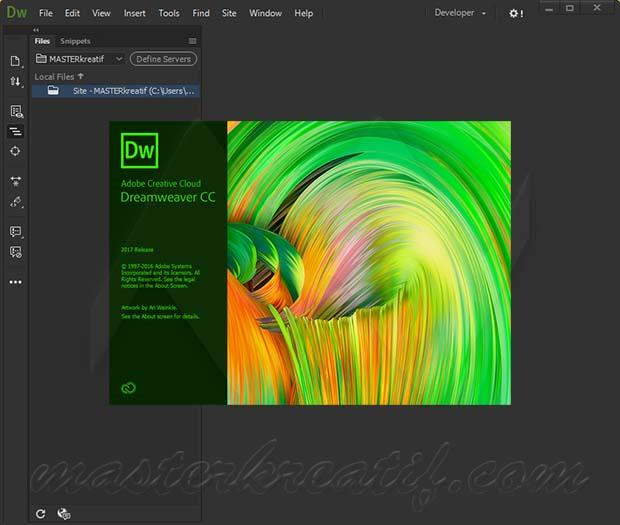 Adobe Dreamweaver CC 2017