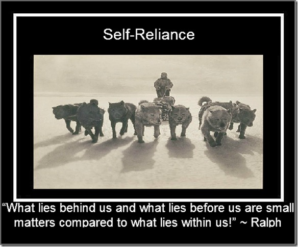 Day 08 Self Reliance Quotes And Affirmations