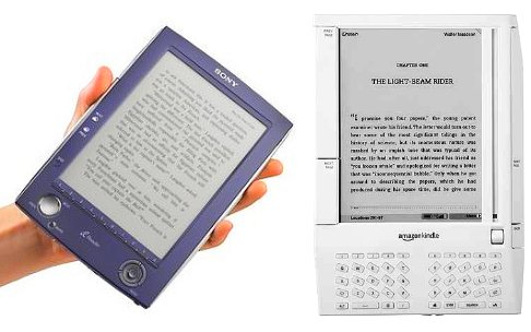 Step aside Chapters/Indigo…The Kindle has cometh | Just a