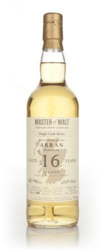 Arran 16 by Master of Malt