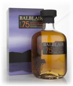 Balblair 1975 at Master of Malt
