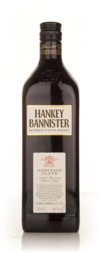 Hankey Bannister Heritage Blend.