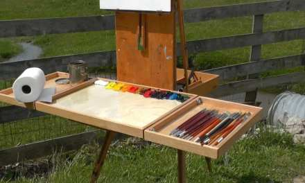 What's the Best Plein Air Easel for Me?