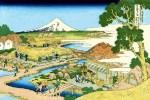 30. The Tea plantation of Katakura in Suruga Province
