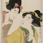 Kitagawa Utamaro; biography and print artworks