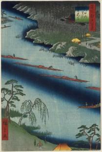 The Kawaguchi Ferry, Zenkōji Temple