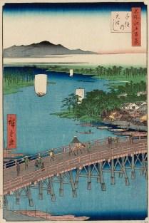 The Great Bridge at Senju