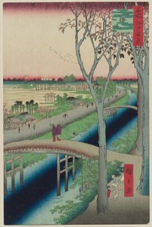 "Koume (""small plum"") Embankment"