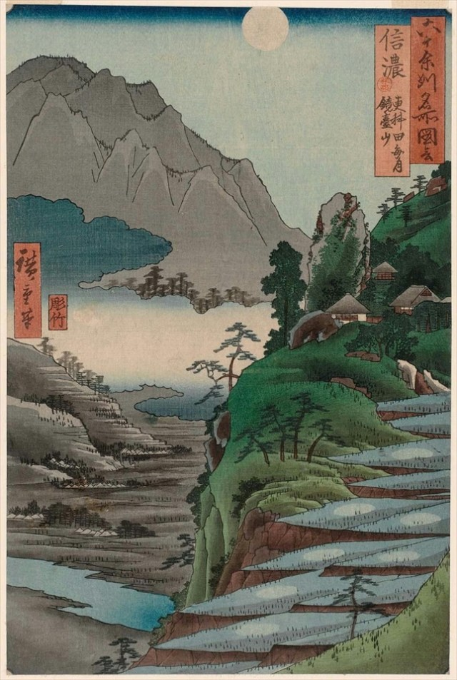 Famous haiku poems about nature by the famous poets