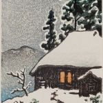 Haiku poems about Christmas by Japanese famous poets