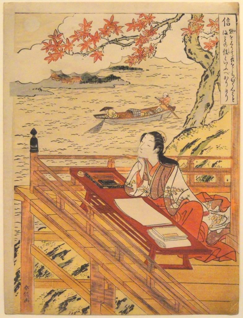 murasaki shikibu suzuki harunobu