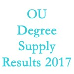 OU Degree Supply Results 2017Q
